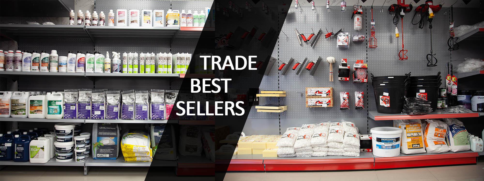 Trade - Best Sellers
