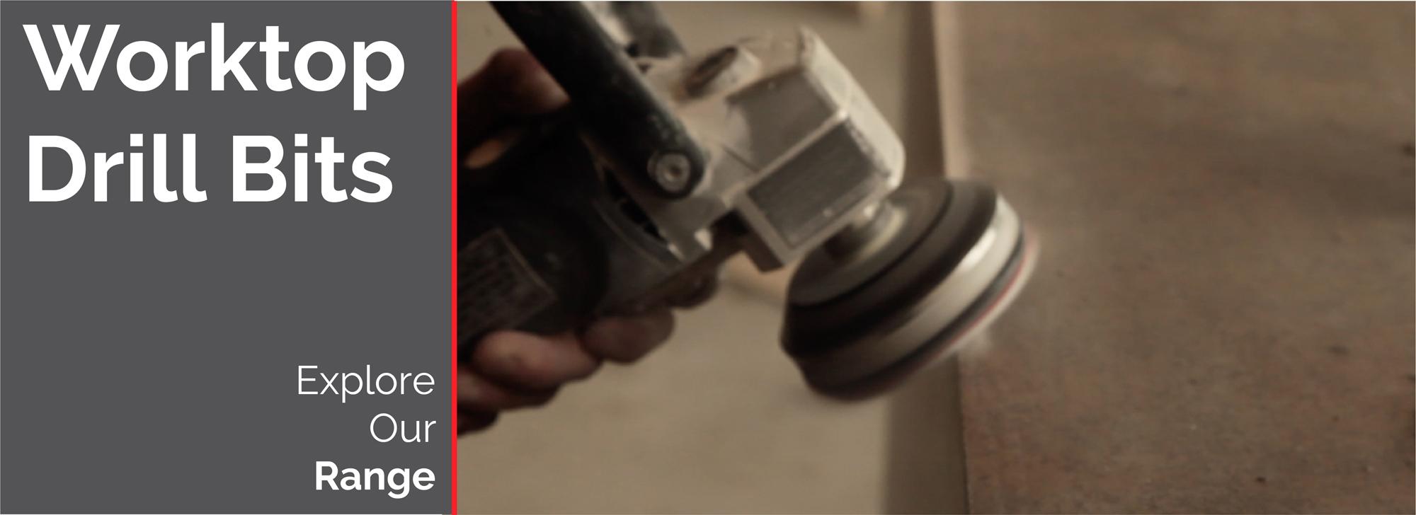Worktop Drill Bits