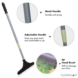 Artificial Grass Brush - Cleans and Straightens Artificial Grass