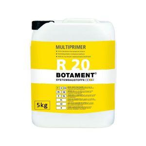 Botament R 20 Multiprimer Amber 5kg Tile Merchant