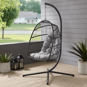 egg chair grey tile merchant