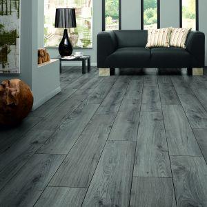 Laminate Flooring - 7mm Smart 4V AC3 Burren Oak 138x20cm
