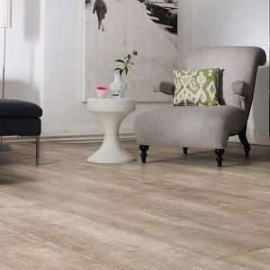 Laminate Flooring - 9.3mm Disano Classic Aqua Oak Vintage Greige 203x23cm