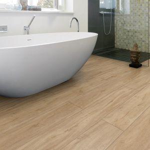 Laminate Flooring - 9.3mm Disano Classic Aqua Sand Oak 203x23cm