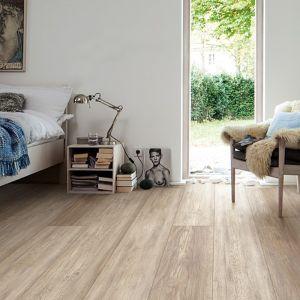 Laminate Flooring - 9.3mm Disano Classic Aqua Country Oak Grey 203x23cm