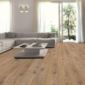 Laminate Flooring - 10mm Metro Plus 4V AC5 Monaco Oak 138x19cm