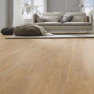 Laminate Flooring - 12mm Robusto 4V AC5 Premium Oak Nature (AF) 138x19cm