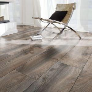 Laminate Flooring - 10mm Mammut Plus AC5 Macro Oak Grey (EIR) 185x24cm