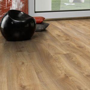 Laminate Flooring - 10mm Mammut Plus AC5 Macro Oak Nature (EIR) 185x24cm