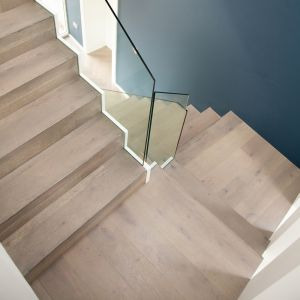 Engineered Wood - Heritage Oak Alvero Grey Limewashed 190x19cm