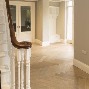 Engineered Wood - Renaissance Herringbone Oak Lippi Oiled Waxed 60x12cm