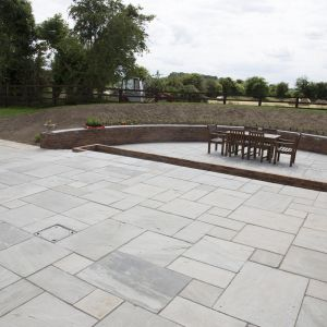 Sandstone Paving Slab