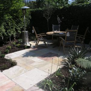 Outdoor Sandstone Paving Slabs
