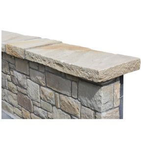 Mint Sandstone Hand-Cut Natural Wall Capping 75x45cm