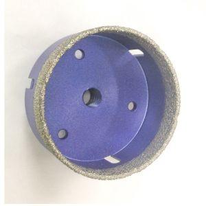 Diamond Dry Cutting Drill Bit M14 85mm