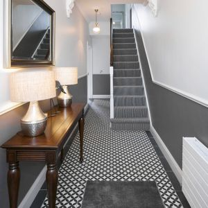 Feature Floors Bertie Pattern Porcelain Matt 33x33cm