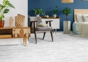 Yosemite Wood-Effect Blanco Placket Porcelain Matt 44x8cm