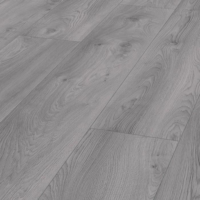 10mm Mammut Plus Ac5 Macro Oak Light, Light Grey Laminate Flooring For Bathrooms