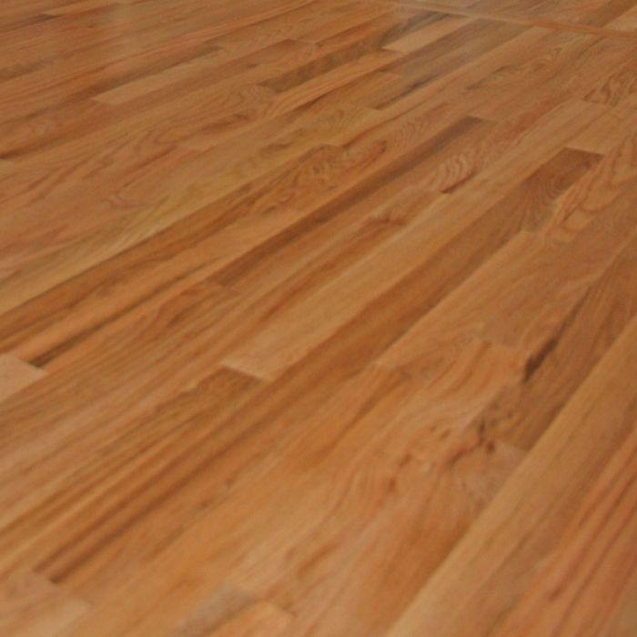 Solid Wood Canadian Red Oak Natural, 15mm Laminate Flooring Canada
