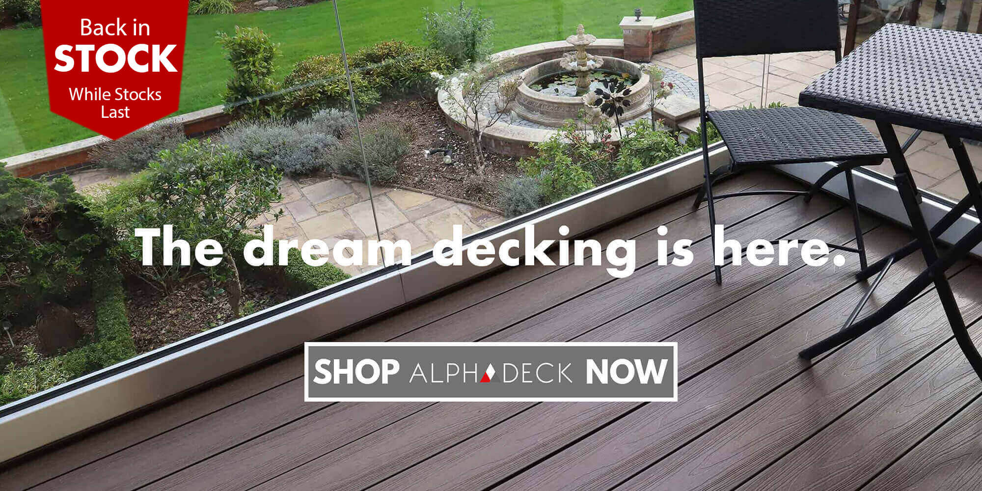 Composite Decking Ireland