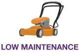 low-maintenance-artificial-grass