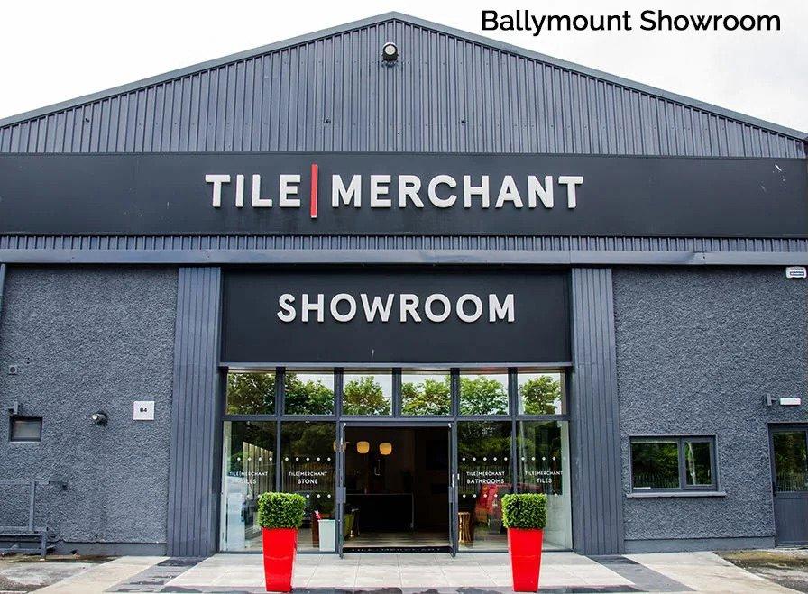 Tile Merchant Ballymount Showroom